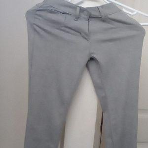 Gray pant